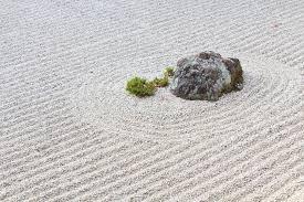 Japanese Rock Garden Making A Zen Rock Garden Asphalt Materials