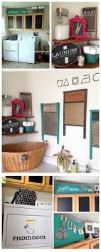 Easy Laundry Room Makeovers 816 Best Laundry Room Ideas Images On Pinterest Laundry Closet
