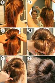 Coiffure Simple Cheveux Long Tresse Et Chignon En 26 Id Es