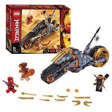 LEGO Ninjago 70672 Cole's Crossmotor online kopen