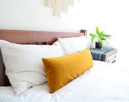 long lumbar pillow. Interesting Lumbar Long Lumbar Pillow Cover  Mustard Velvet  Cushion On Long Lumbar Pillow