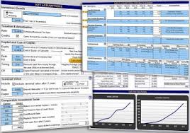 Business Valuation Excel Model With Pro Forma Financial Statements