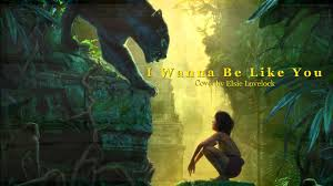 i wanna be like you the jungle book 1967 female cover by elsie lovelock you