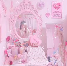 Grunge Pink Bedroom Aesthetic – TRENDECORS