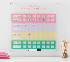 Personalized Acrylic Chore Chart