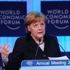Merkel a Davos chiede più Europa e indica le priorità: posti di lavoro e  crescita - Il Sole 24 ORE