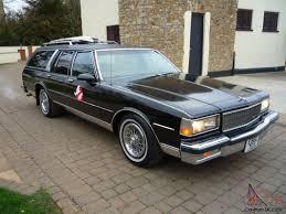 Chevrolet Caprice Station Wagon 5L V8 No Reserve - dare to be ...