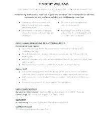 Fine Dining Resume Example Fine Dining Resume Samples Sample