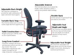 via office chairs 2. Steelcase Criterion Office Chair Via Chairs 2