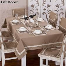 coffee table cloth dining table cloth