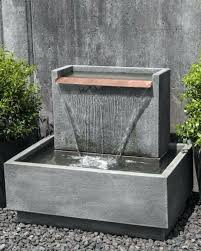 diy waterfall wall ass outdoor indoor water fountain fountains diy waterfall wall building retaining fountains indoor