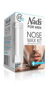 nad s for men hair removal nose wax