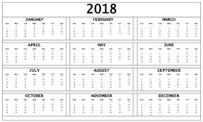 calendar 2018 free printable calendar 2018 printable free download free design and templates