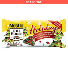 nestle christmas cookies. Contemporary Christmas NESTL TOLL HOUSE Holiday Morsels In Nestle Christmas Cookies