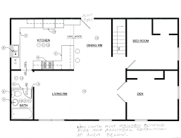 full size of dining room amazing sample building plan 10 floorplans buildingpermit proposed plans for homes