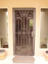 perforated metal screen door. Security Screen Doors In Las Cruces, NM Perforated Metal Door S