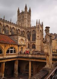 photo essay the r baths in bath england r baths view of bath abby