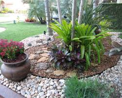 Easy Rock Garden Ideas Rock Beds With Cacti Front Yard Landscaping Ideas  With Rocks Landscape Ideas