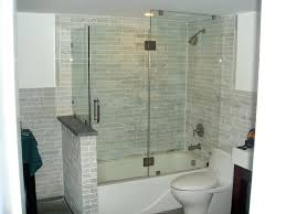 shower tub ideas bathtub shower combo doors and as the bathroom enclosure tub shower wall ideas