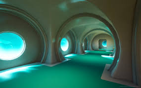 Underwater Habitat Design 1460 Days Underwater Habitat Ue4 Polycount