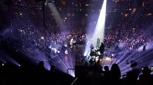 concert madison square garden. Madison Square Garden, Section: 113, Row: 12, Seat: 1 Concert Garden D