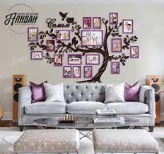 <b>Интерьерная</b> композиция Большое семейное дерево Семейное ...