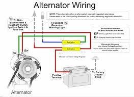 simple alternator wiring diagram superior automotive technicians simple alternator wiring diagram