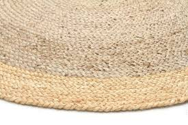 round jute rug runners for ikea canada round jute rug
