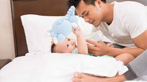9 bí quyết để giao tiếp với trẻ 6 tháng tuổi • Hello Bacsi