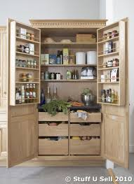 Image Kings Brand Pinterest Kitchen Storage Units Nfc Oak Kitchen Larder Storage