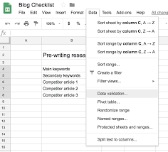 creating a checklist how to create a google sheets checklist zenkit