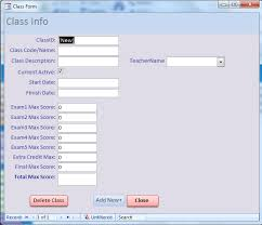 student database template student database ms access iaccessworld com