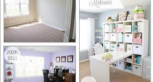 home office makeover. Home Office Makeover E