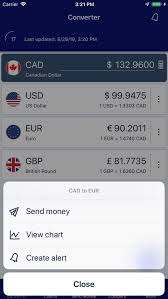 Xe Exchange Rate Chart Xe Currency Converter Pro By Xe Com Inc