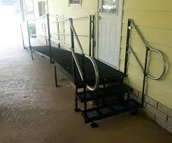 am ramp ramps for mobile homes wheelchair ramps fl