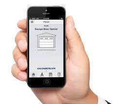 wifi garage door opener genieChamberlain MYQG0201 MyQ Controles para abrir el motor de la