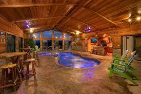 gatlinburg one bedroom cabin with indoor pool. featured pool bedroom cabins: mountain view mansion gatlinburg one cabin with indoor