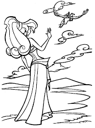 To print any of these disney coloring pages. Coloring Page Hercules Coloring Pages 15