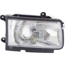 isuzu rodeo headlights headlight for 98 99 isuzu rodeo honda passport passenger side w bulb fits isuzu rodeo