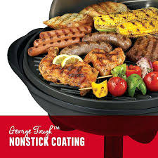 george foreman electric grill cooking times indoor outdoor best large