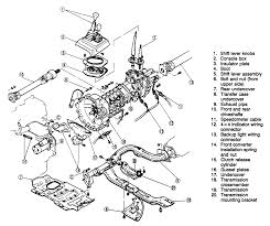 Ford 4x4 Shifter Diagram