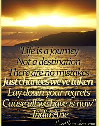 Life Is A Journey Quotes Classy Life Is A Journey SweetSomewhere