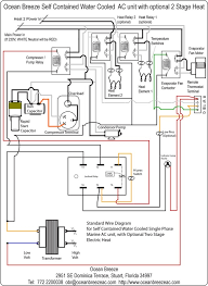 wiring diagram for ac unit wiring diagrams home air conditioning pressor wiring diagram wire
