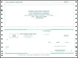 Word Business Check Template Business Check Template Large