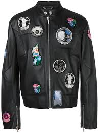versace astronaut patch jacket men clothing versace t shirts versace jewelry set best s