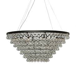 celeste tapered gl drop crystal chandelier black light up my