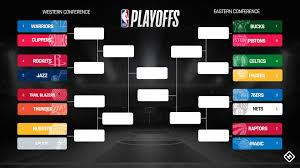 Nba Playoff Predictions 2019 Picking The Bracket From