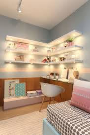 Shelves For Girls Bedroom 17 Best Ideas About Bedroom Shelves On Pinterest Bedroom Inspo