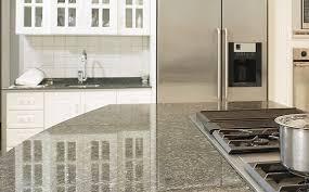 polishing granite makes it shiny and reflective