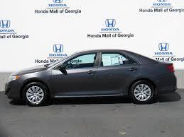 2012 Used Toyota Camry 4dr Sedan I4 Automatic SE at Honda Mall of ...